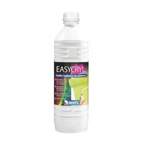 6 additif peinture acrylique easycryl bouteille 1 l