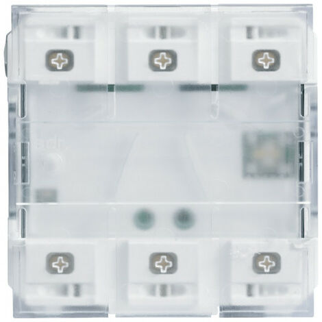 6 boutons poussoirs KNX gallery (WXT306)