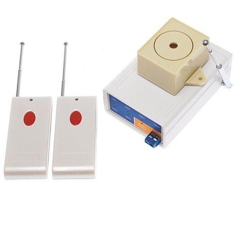 6-Channel 500m Wireless Lone Worker System [009-0120]