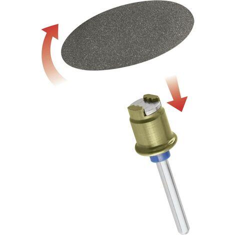 6 disques de ponçage Dremel® EZ SpeedClic - Grain : 60 ou 240