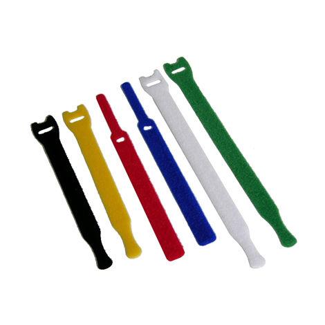 6 easy magic ties colores surtidos 13x170mm