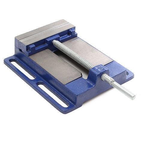 6 Inch Precise Heavy Forage Bench Vise Press Machine Pr Hasaki
