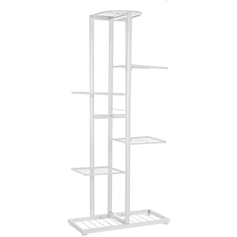 6 Tier Metal Plant Stand Pot Holder