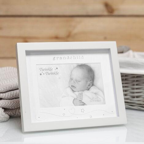 "6"" x 4"" - Twinkle Twinkle Grandchild Photo Frame"