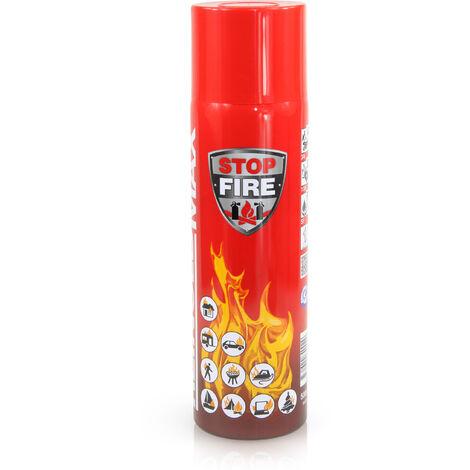 6 x 500 Gramm Spray d'extinction d'incendie