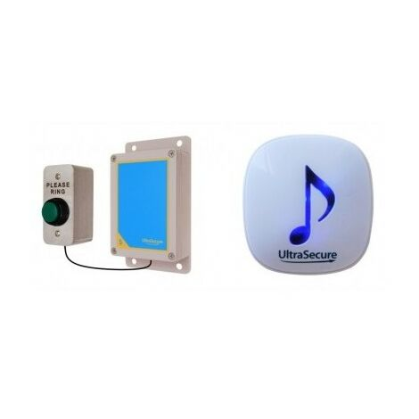 600 metre DA600 Wireless Doorbell System [006-2970]