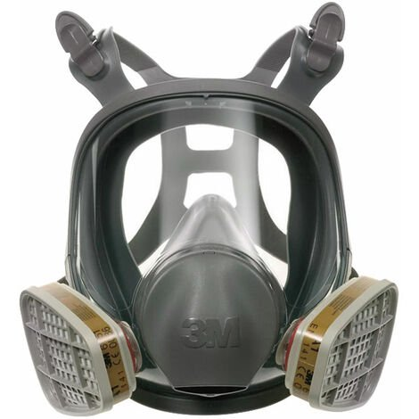 6000 Series Full Face Masks
