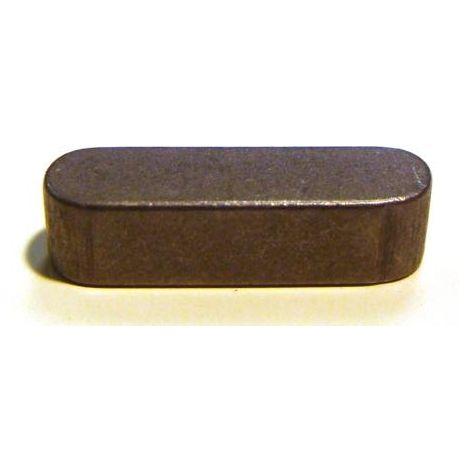 6006 - Clavette (4x4x15) pour Support de Lame de tondeuse OUTILS WOLF