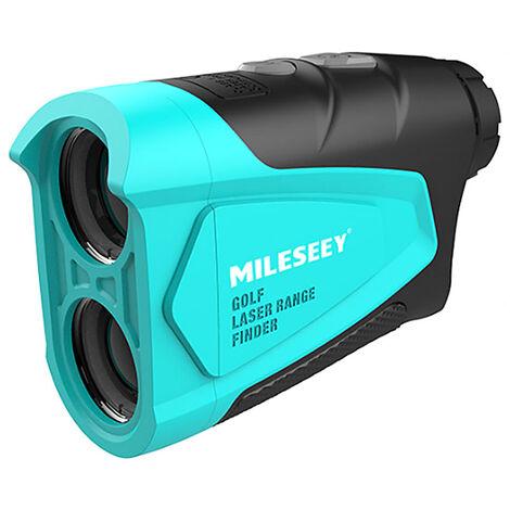 600M Golf Telemetre Laser Mini Golf Sport Slope Telemetre Laser Telemetre Exterieur Mini Laser Ranging Telescope Pf230 Pour La Chasse, Bleu