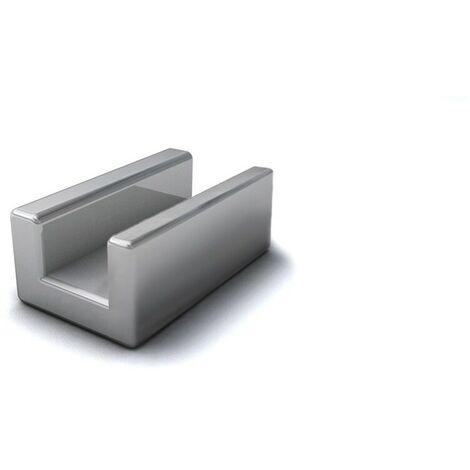 6063 Aluminium Channel x 1m