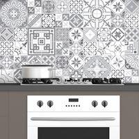 Bricoman rivestimento bagno mosaico 20x20 al miglior prezzo
