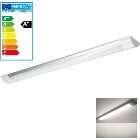 60cm LED luz de pared montaje tubo listón panel de techo blanco calído luz tubo