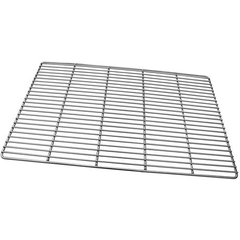 60CM stainless steel grill grid square cast iron grill BBQ grill top square