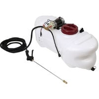 60L ATV Weed Sprayer 12V Pump Spray Tanks for Garden or Farm Free Shiping