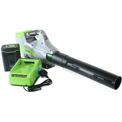 60v Warrior Leaf Blower (with or without battery & charger)