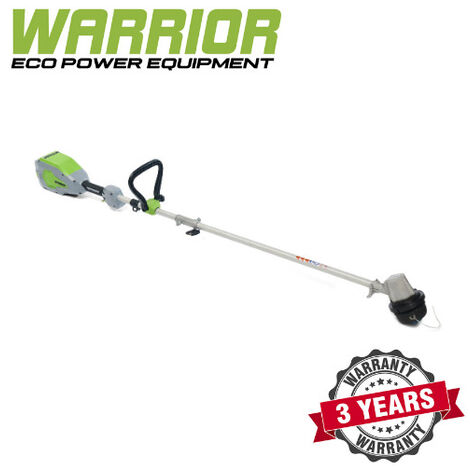 60v Warrior Trimmer (with or without battery & charger)