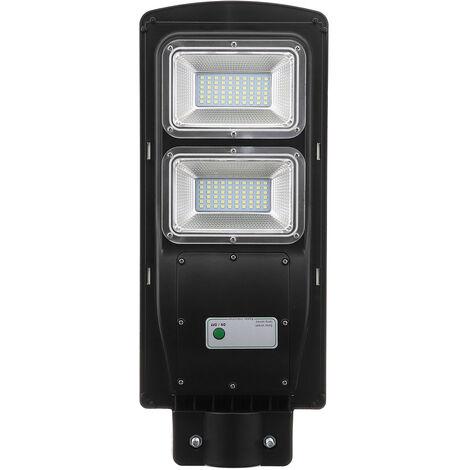 60W Solar Street Light PIR Motion Sensor Outdoor Garden Path Wall Road Mohoo Lamp