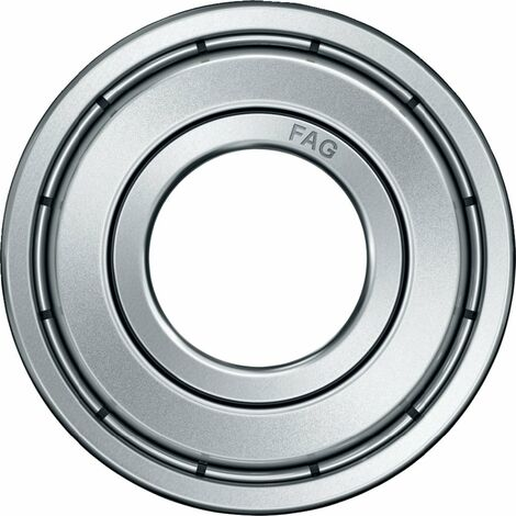 6200 - Single Row Deep Groove Ball Bearings: Shielded Type