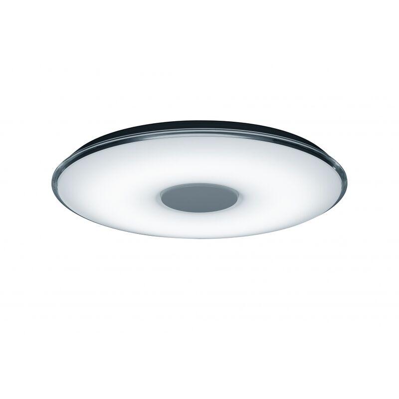 Trio Leuchten - 628915001 TOKYO LED Deckenleuchte Lampe 45 W max. 4000 Lm, ca. 60 cm Durchmesser wei