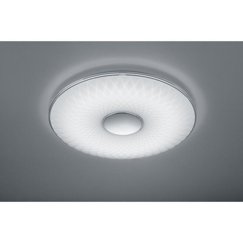 629010101 LOTUS 45 W LED Deckenleuchte Deckenlampe Nachtlicht Fernbedienung dimmbar ca. 60 cm Trio L-SW13004 - TRIO LEUCHTEN