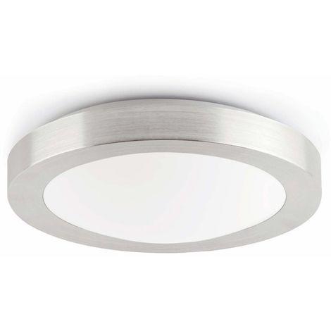 62966 - Logos-2 Lampada Plafoniera Bianca