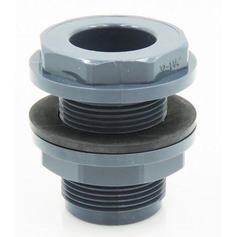 """ø 63 mm - 2""""1/2 pasamuros de PVC para tuberías ø 63 mm"""