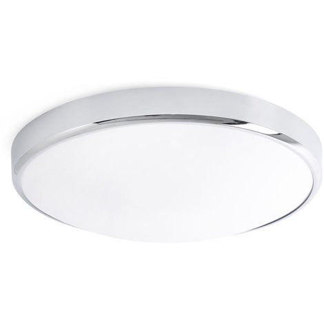 63399 - Kao Led Lampada Plafoniera Alluminio