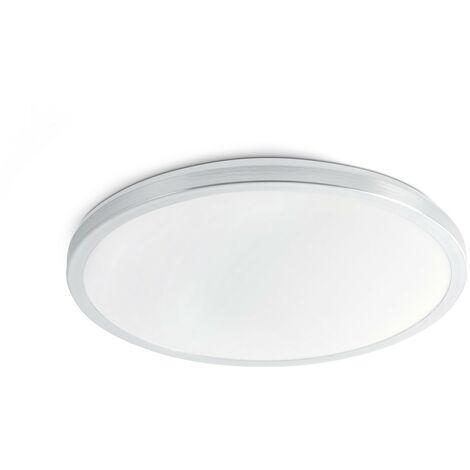 63405 - Foro Led Lampada Plafoniera Alluminio