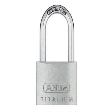 64 Titalium™ Aluminium Alloy Key Padlocks
