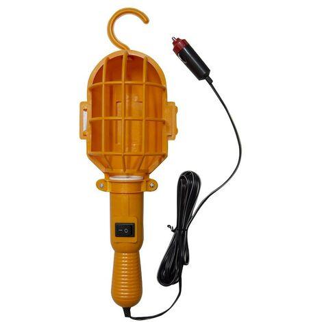 643905 Lámpara de emergencia para coche con enchufe para mechero de 35W