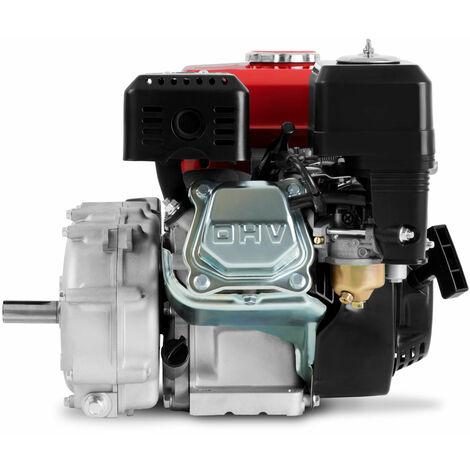 6,5 HP Motor a gasolina con Embrague de baño de aceite (Arranque électrico, 20 mm Eje, Seguridad por falta de aceite, 1 Cilindro, 4 Tiempos, refrigerado por aire)