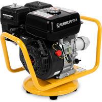 6.5 HP Petrol Concrete Vibrator (6m Poker, 4800 watt 4-Stroke petrol engine, Rotatable base)