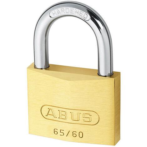 65 Long Shackle Brass Key Padlocks