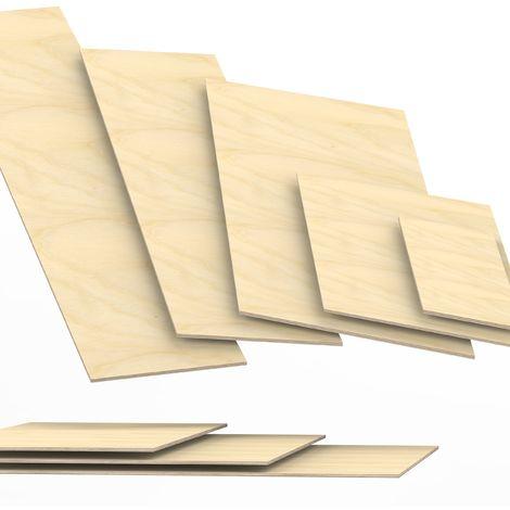 65 Mm Multiplex Platten Zuschnitt Auf Maß Zuschnittform Rechteck