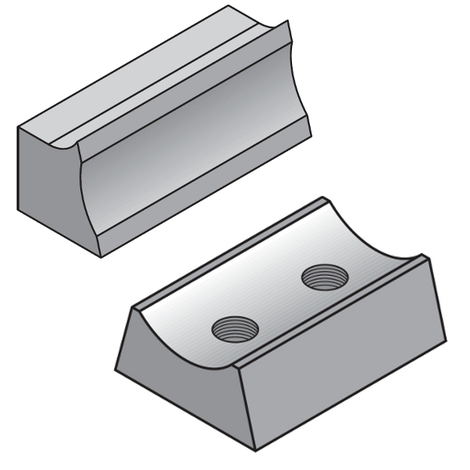 651-692-693-695 651-692-693-695 - WEDGES FOR CUTTER HEADS
