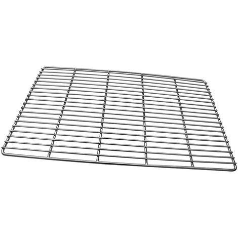 67CM gril en acier inoxydable gril grille carrée gril en fonte fonte gril supérieur gril carré BBQ Carré