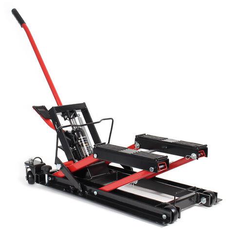 Quad-Montageständer Quad-Hebebühne Quad-Lift Quad-Ständer rot