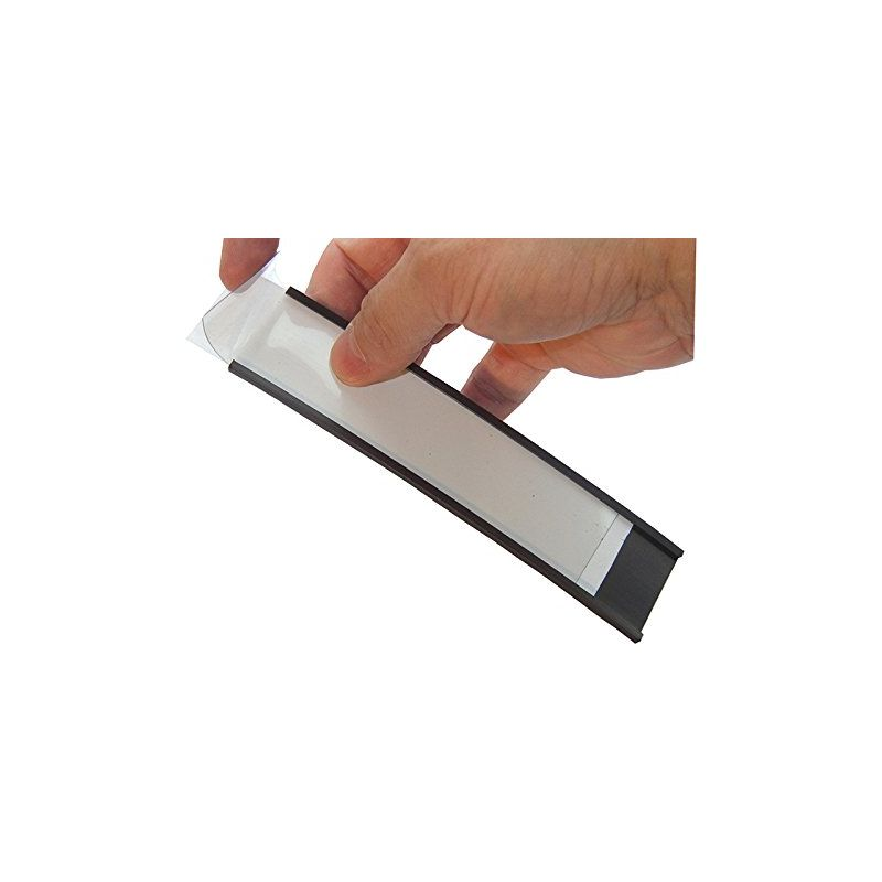 Image of E-magnets Flexible Warehouse Magnet 35 x 150mm Pack of 5