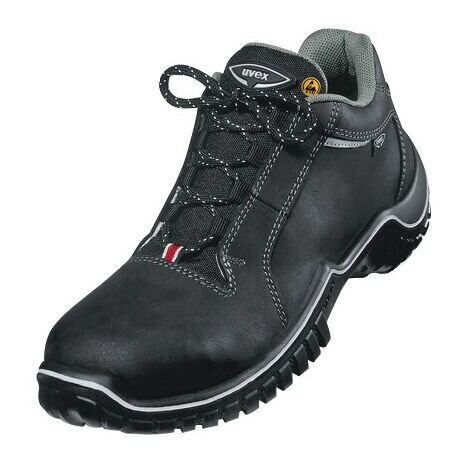 6983/8 Motion Light Black Safety Trainers