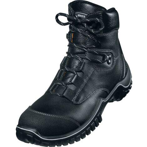 6986/2 Motion Light Men's Black Safety Boots