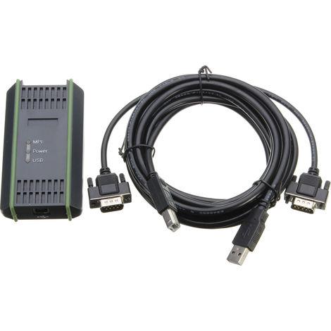 6ES7972-0CB20-0XA0 Cable Pr S7-200/300/400 Adaptateur RS485 PROFIBUS/MPI/PPI