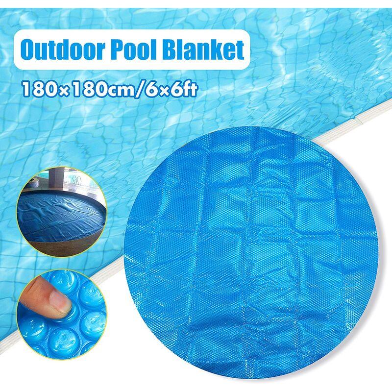 Manta - piscine ronde / carrée couverture de bain à remous couverture couverture de Spa garder au chaud protecteur de Spa capuchon anti-UV extérieur