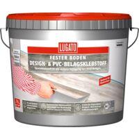 6kg Lugato Design- & PVC-Belagsklebstoff