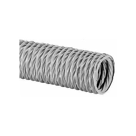 6m Gaine PVC souple renforcée