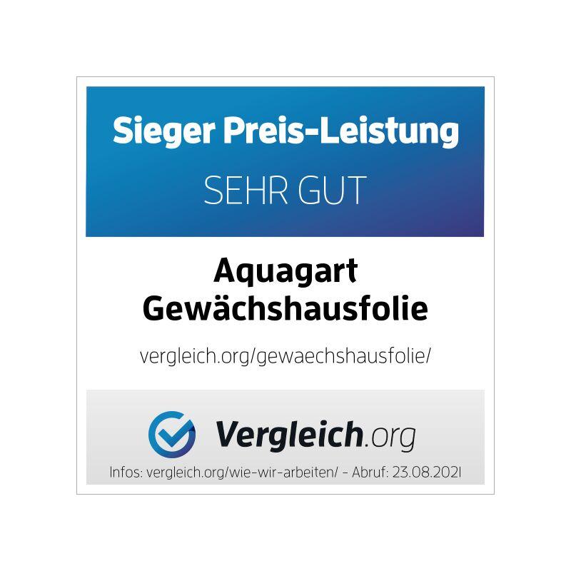 Gewächshausfolie Gitterfolie Frühbeetfolie Gartenfolie grün 250g 3,0m breit