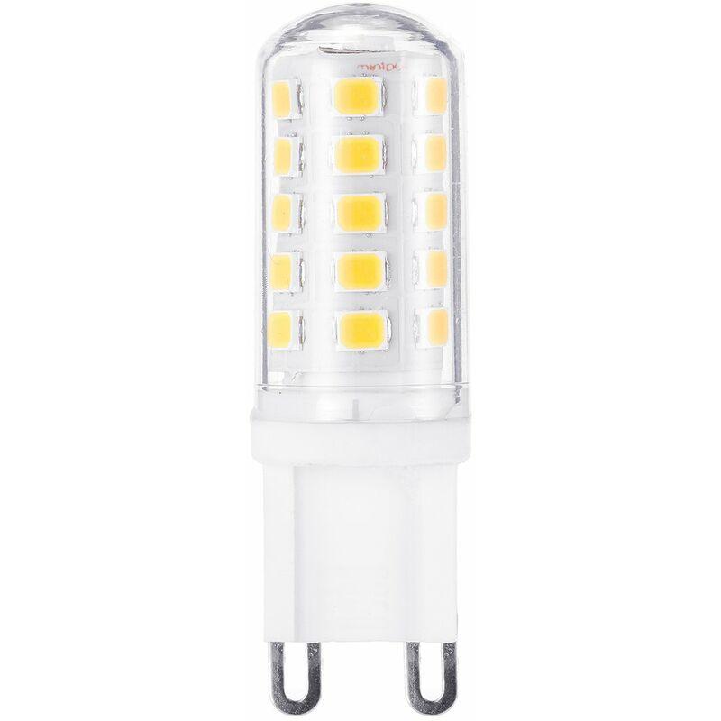 6pcs Bombillas Ajustables G9 5W Regulable 360 ??Grados Ahorro de Energía, Bombilla LED para Dormitorio Hogar
