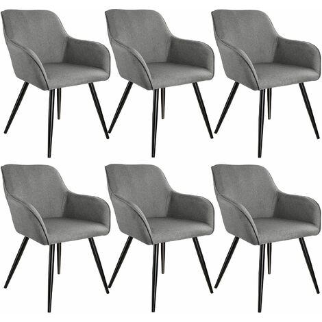 6x Accent Chair Marylin