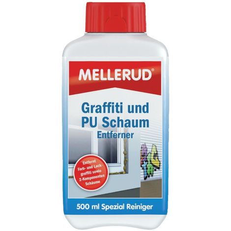 6x Mellerud PU Schaum Entferner 500 ml