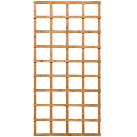 6x3 Heavy Duty Trellis Dip Treated ONLY AVAILABLE WITH A PURCHASE OF 3 FENCE PANELS