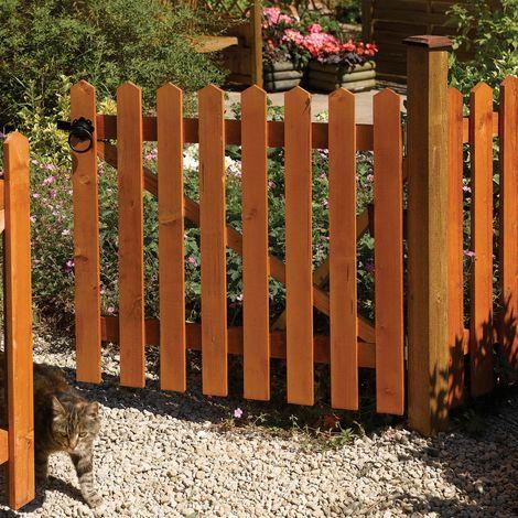 6x3 Picket Fence
